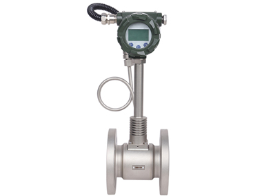 KY Instrument E-mag LUZ Intelligent Vortex Shedding Flow Meter
