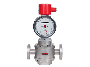 KY Instrument Positive Displacement (Rotary Vane) Flow Meter