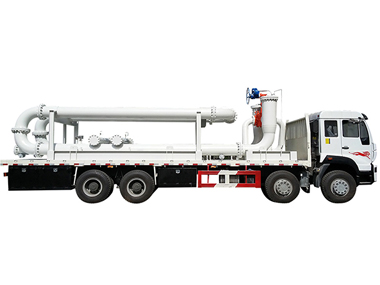 Kaifeng LJG Industrial truck-mounted Bidirectional Pipe Prover